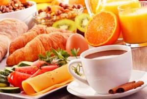 alimentos para desayunos
