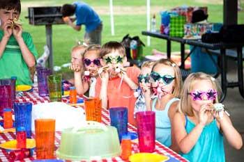 comida para fiestas infantiles originales