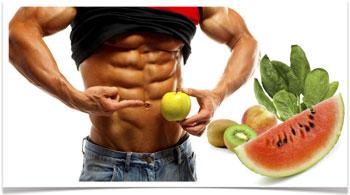 comida y dieta para aumentar masa muscular