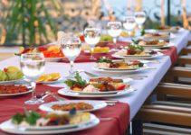 Comida Para Reuniones y Eventos