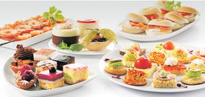 comida para fiestas saludables