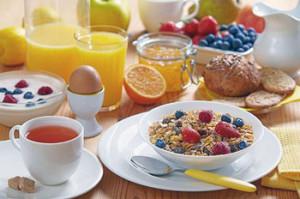 comida que deberías desayunar