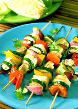 comida saludable vegetarianos