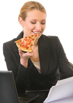 comida para llevar al trabajo poco tiempo