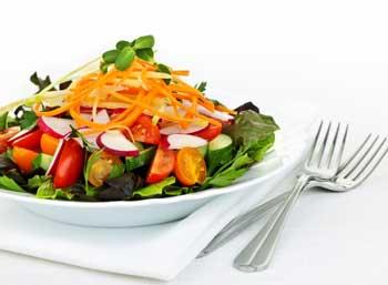 comida nutritiva